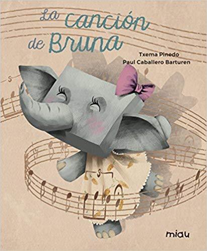 portada cancion de Bruna